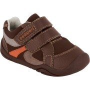 Grip 'n' Go - Charleston Choc Brown Sneaker ¿