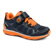 Flex - Scout Navy Orange Athletic Shoe