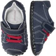 Originals - Jake Navy Red Sneaker