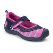 Flex - Minnie Navy Pink Mary Jane