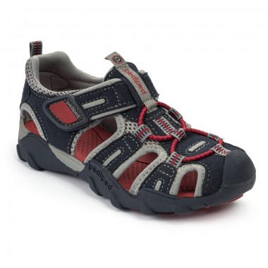 Flex - Canyon Navy Red Sandal