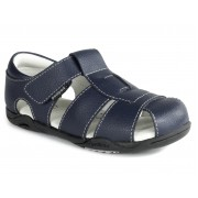 Flex - Sydney Navy Leather Sandal «